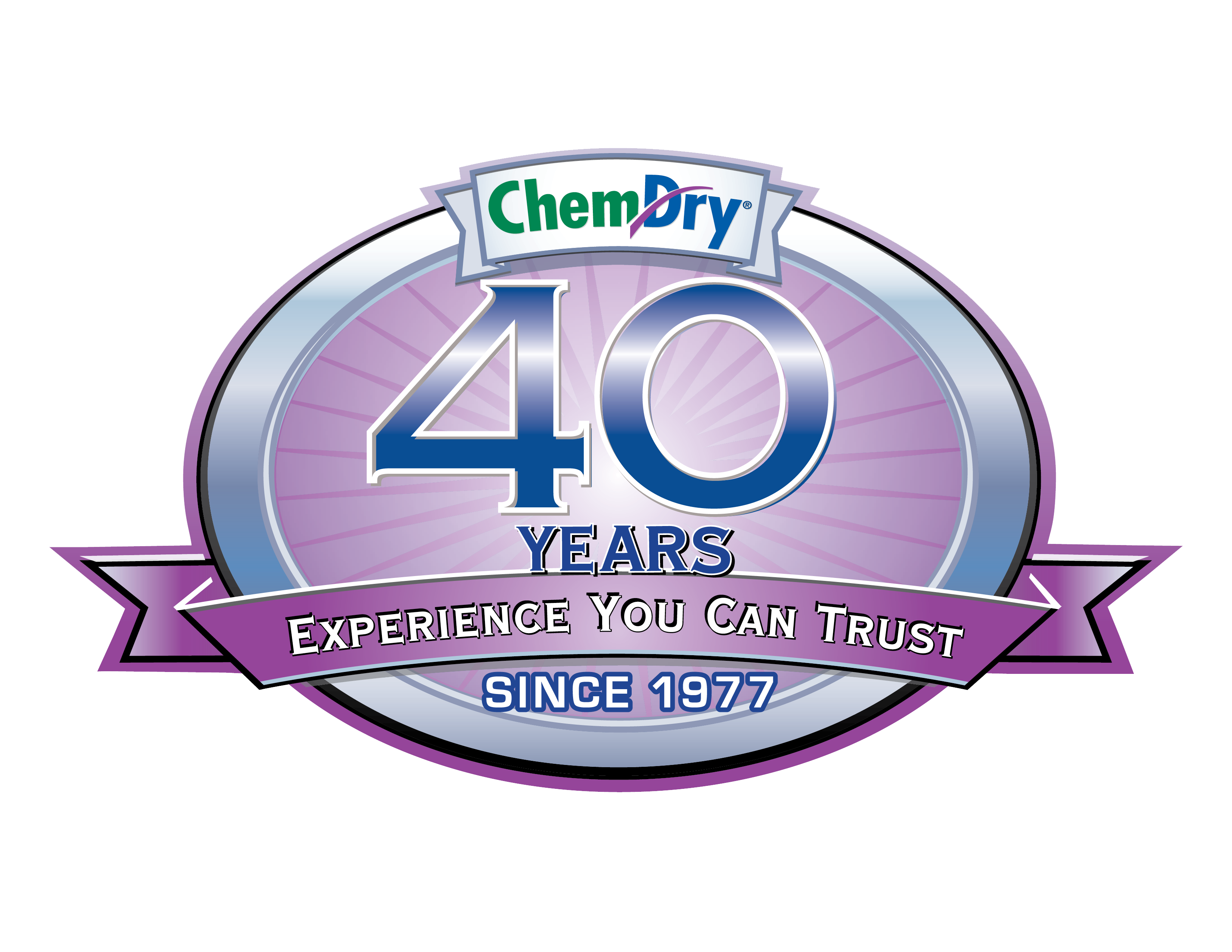 chemdry carpet cleaning badge