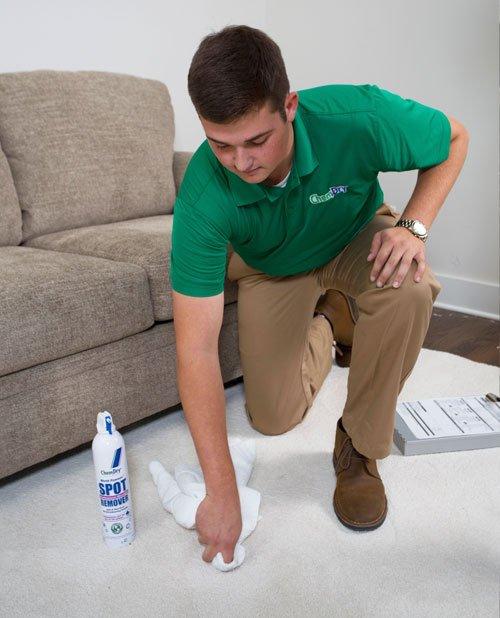 carpet stain removal kansas city